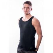 Ten Cate Men Basic Singlet Black (2 Pack) (30867) - Zwart - Size: Medium