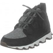 Sorel Kinetic Caribou Black, Skor, Sneakers & Sportskor, Walkingskor, Svart, Dam, 39