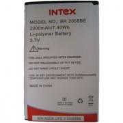 Shree Retail Intex BR 2058BE Battery For Intex Aqua Life II 0039588