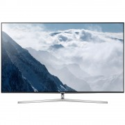 "Samsung 55"" 55KS8002 4К SUHD TV, SMART, 2300 PQI, QuadCore, DVB-TCS2X2(T2 Ready)/TCS2X2, Wireless, Network, PIP, 4xHDMI, 3xUSB, Silver"