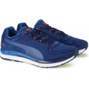 Puma Speed 600 S IGNITE Running Shoes For Men(Blue)