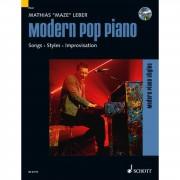 Schott Music Modern Pop Piano Matthias Leber