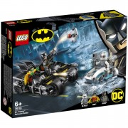 LEGO Super Heroes: Mr. Freeze Batcycle Battle (76118)
