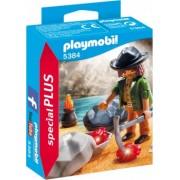 PlayMobil 4Ani+ Vanatorul de Bijuterii
