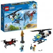 Lego City Police Luftpolisens drönarjakt 60207