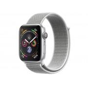 Умные часы APPLE Watch Series 4 40mm Silver Aluminium Case with Seashell Sport Loop MU652RU/A