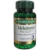 Nature's Bounty Super Strength Melatonin 5 mg 90 Softgels