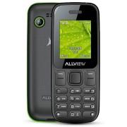 "Telefon mobil Allview L8, TFT 1.77"", VGA, 2G, Dual Sim (Negru) + Cartela SIM Orange PrePay, 6 euro credit, 6 GB internet 4G, 2,000 minute nationale si internationale fix sau SMS nationale din care 300 minute/SMS internationale mobil UE"