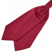 TND Basics Cravate classique bordeaux
