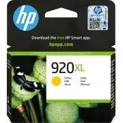 HP 920XL Origineel Inktcartridge CD974AE Geel
