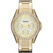 Fossil ES3203 Riley dameshorloge