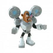 Comansi Tini titánok, harcra fel! - Cyborg játékfigura
