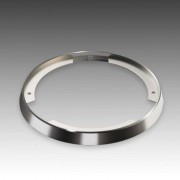 Distance ring for ARF 68 recessed light, chrome