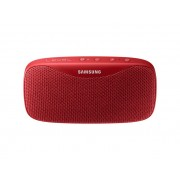 SPEAKER, Samsung Level Box Slim, Bluetooth, Red (EO-SG930CREGWW)