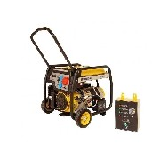 Stager FD 10000E3+ATS generator open-frame 8kW, trifazat