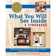 What You Will See Inside a Synagogue, Paperback/Lawrence A. Hoffman