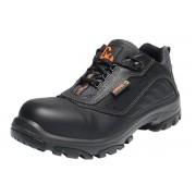 EMMA MAX Veiligheidsschoenen Lage Werkschoenen S3 - Zwart - Size: 44