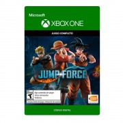 Microsoft jump force: standard edition xbox one