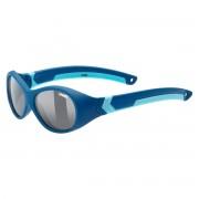 Uvex Occhiale sole Uvex Sportstyle 510 (Colore: dark blue mat, Taglia: UNI)