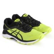 Asics GT-2000 6 Running Shoes For Men(Black, Yellow)
