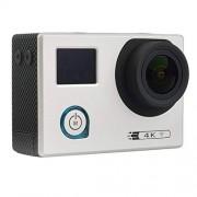 CYcaibang F88 4K WiFi portátil Impermeable cámara Starvision Deporte, 0,66 Pulgadas LED y LCD Pulgadas 2.0, Novatek 96660, 170 Grados Lente Gran Angular, Tarjeta del TF/HDMI (Negro)