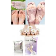 BestForCare Eeltsokken - anti eelt - voetmasker - voetverzorging - huidverzorging - eelt sok - 2 paar