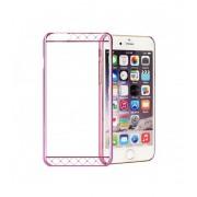 Astrum MC130 Lace iPhone 6/6S Swarovski Crystal Case Pink