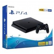 Sony Console Playstation 4 PS4 Slim 500 Gb F Chassis Black