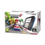 Nintendo 2205049 2ds Nintendo Console Portatile Nero E Blu + Mario Kart 7