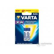 Baterii micro 2buc. Varta Professional Li AAA