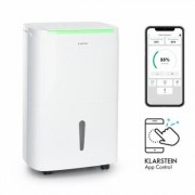 DryFy Connect 40 Dehumidifier WiFi Compression 40l / d 35-45m² White