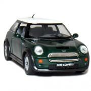 """5"""" Mini Cooper S 1:28 Scale (Green)"""