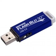 Kanguru ALK-FB30-32G Unidad Flash USB 32 GB USB Tipo A 3.0 (3.1 Gen 1) Azul Memoria USB (32 GB, USB Tipo A, 3.0 (3.1 Gen 1), 145 MB/s, Girar, Azul)