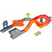 Pista Mattel Hot Wheels City Speed Junction Playset BGH95