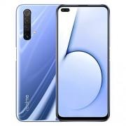 Realme Dealer Realme X50 5G 8G + 128GB Mobile Phone Android 10 Global ROM 6.57 pulgadas 120Hz Snapdragon 765G 5G Octa Core SuperVOOC 64MP NFC 4200 mAh Soporte Google-by (CTM Global Store), Púrpura