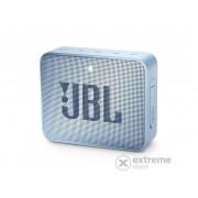 JBL GO 2 vodootporni bluetooth zvučnik, cyan