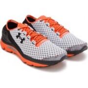 Under Armour SPEEDFORM GEMINI Running Shoes For Men(Black, White, Orange)