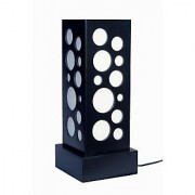 GOGTM Unique Lighting & Ambience Pattern Lamp Home Lighting Decor - Living