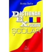 Dictionar explicativ scolar - Sorina Barbu