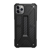 Carcasa UAG Monarch iPhone 11 Pro Max Carbon Fiber