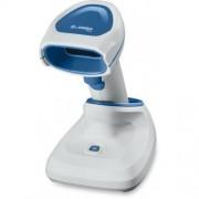 Cititor coduri de bare 2D Zebra DS8178 Bluetooth KIT alb (cradle prezentare) HealthCare