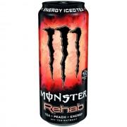 Monster Rehab Peach 0,5 L