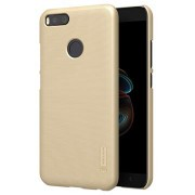 Xiaomi Mi A1 Nillkin Super Frosted Shield Cover - Goud