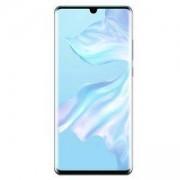 Смартфон Huawei P30 Pro (Aurora), поддържа 2 sim карти, 6.47 инча (16.43 cm) FHD+ OLED дисплей, 6901443292561