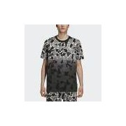 Camiseta Camouflage Dip-dyed Homem M adidas