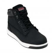Slipbuster Footwear Slipbuster sneaker veiligheidsschoenen zwart 44 - 44
