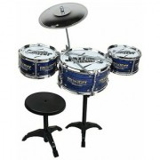 OH BABY The New And Latest Jazz Drum Set For Kids With 3 Drums And 2 Sticks SE-ET-171