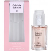 Gabriela Sabatini Miss Gabriela eau de toilette para mujer 20 ml