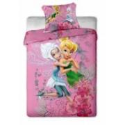 Lenjerie de pat copii Disney Fairies