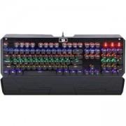 Геймърска механична клавиатура Redragon Soma K562R-BK, LED подсветка, черна, K562R-BK_VZ